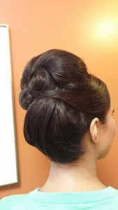 bridal formal updo hairstyles